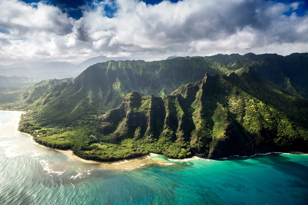 Hawaii landscape - USA