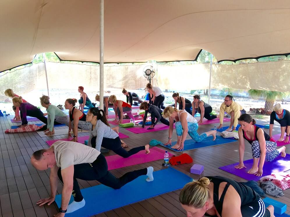 sky pilates and yoga retreat greece