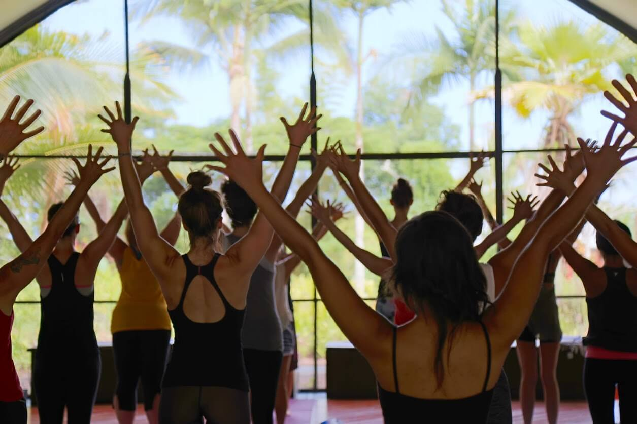 soma yoga institute Hawaii retreat