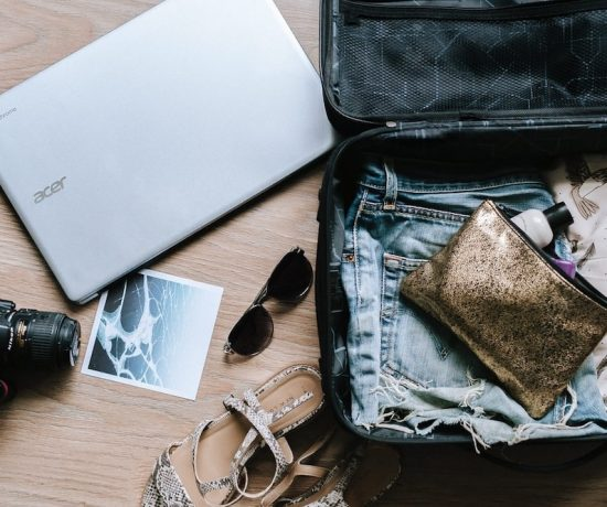 What to pack for a yoga retreat banner
