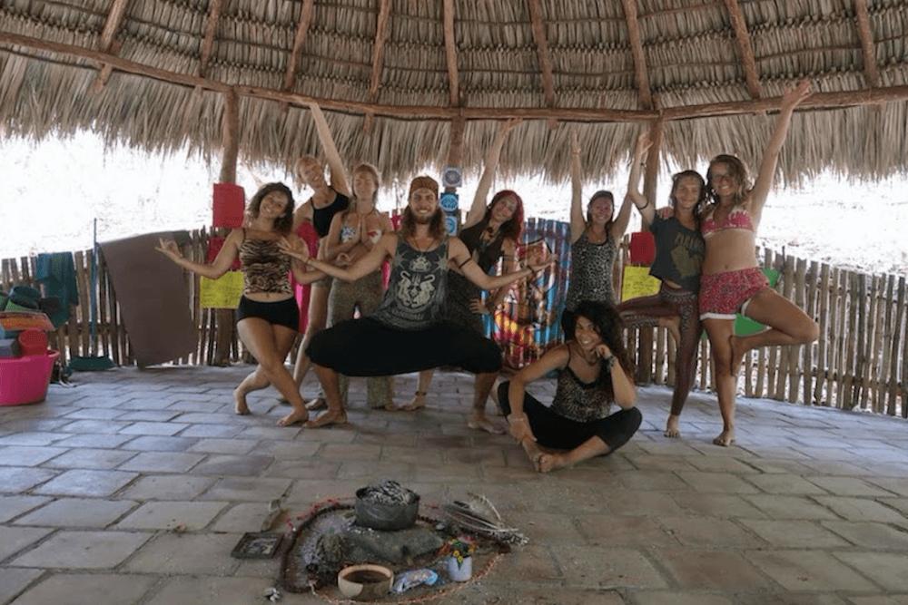 Ahimsa yoga ashram