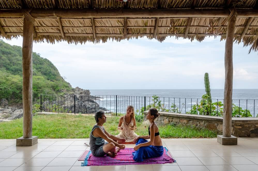 enerjane couple yoga retreat