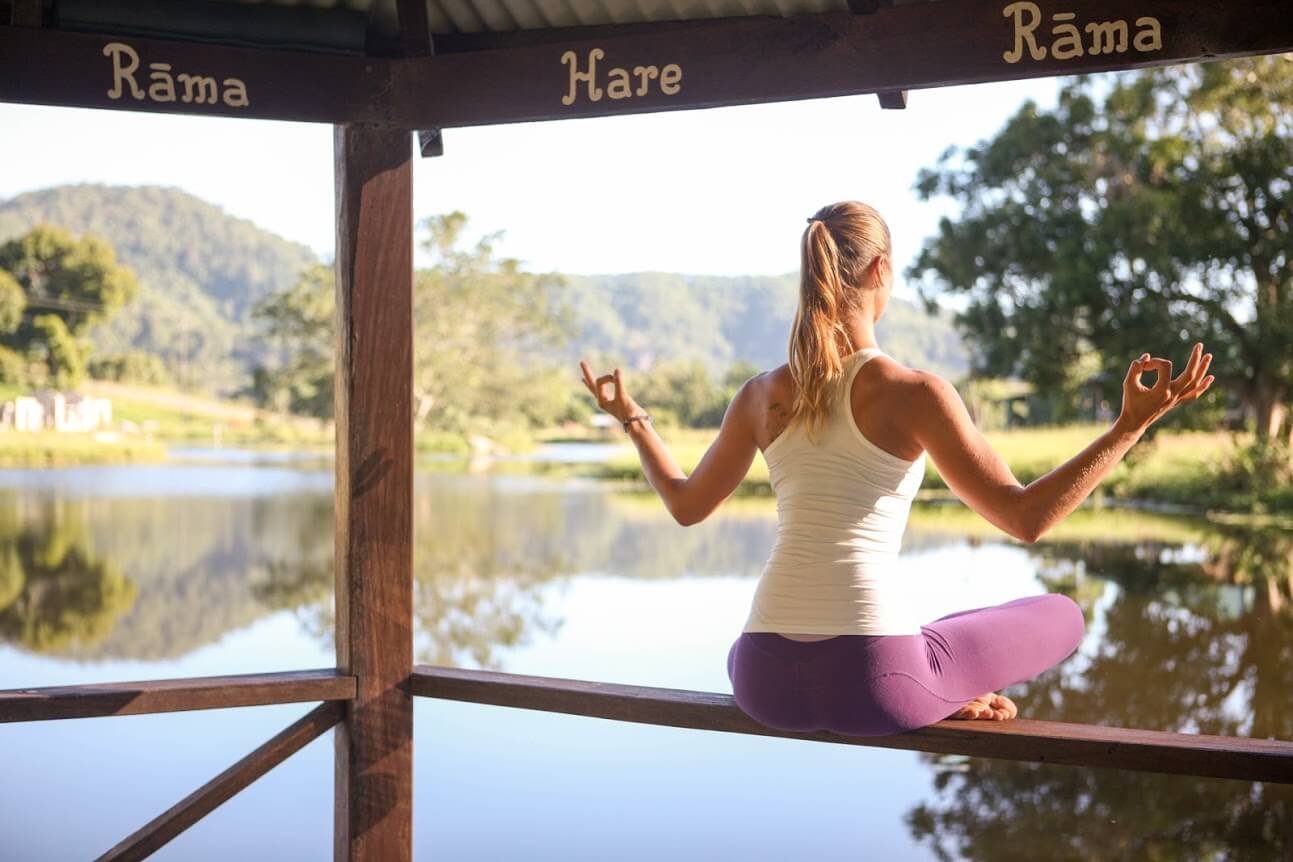 krishna eco yoga community australia