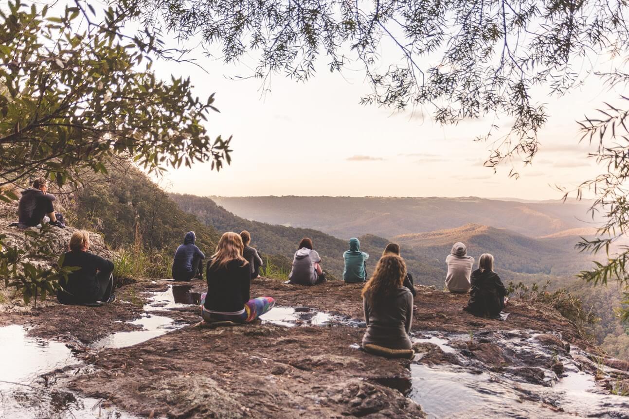 my yoga retreat australia