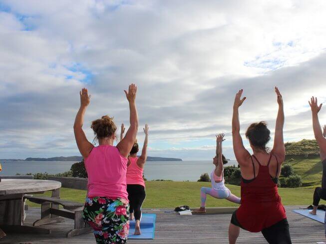 yoga stop